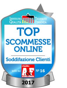 TOP Scommess Online AF